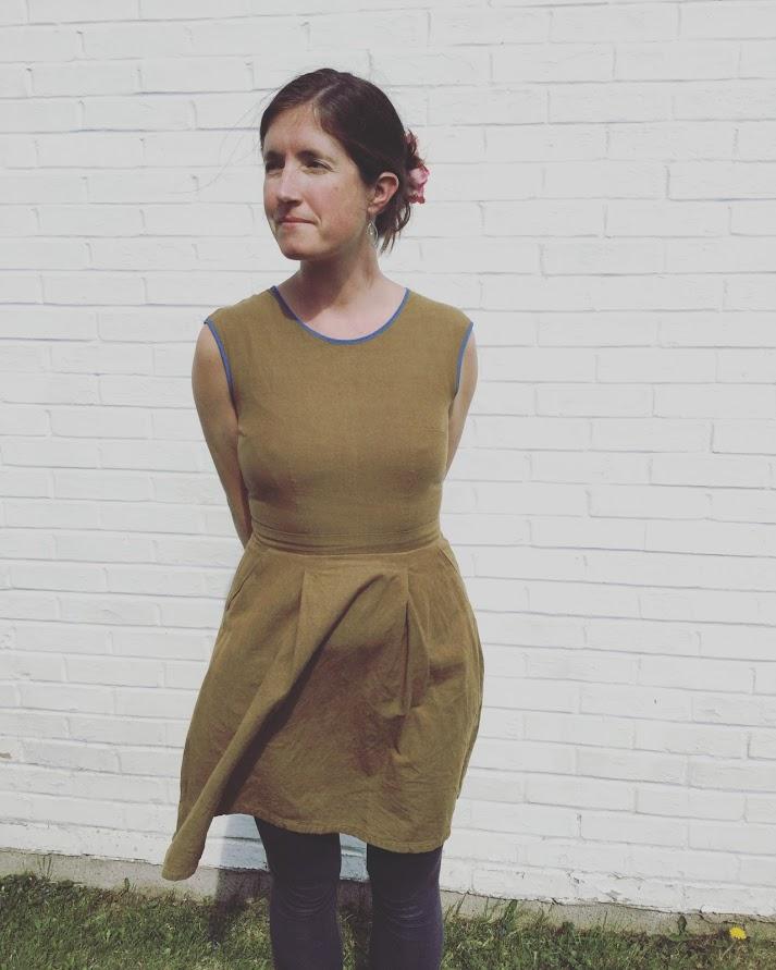 Belladona Dress