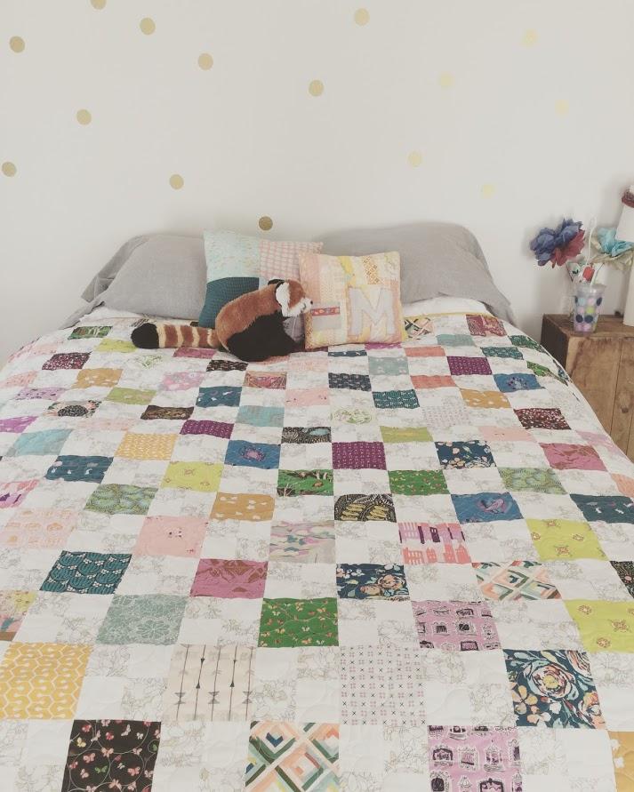 Marin quilt full