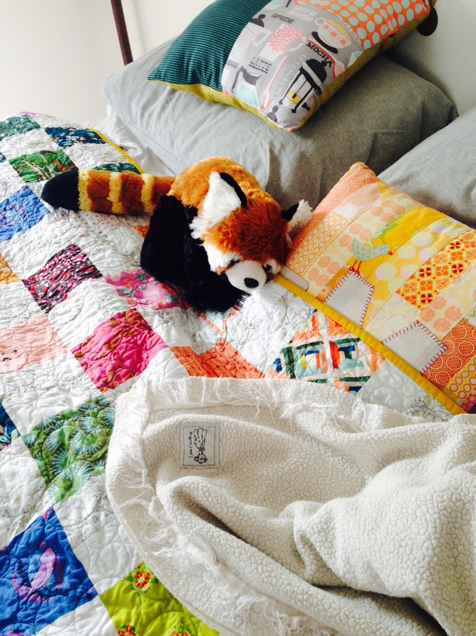 Marin quilt panda - Copy